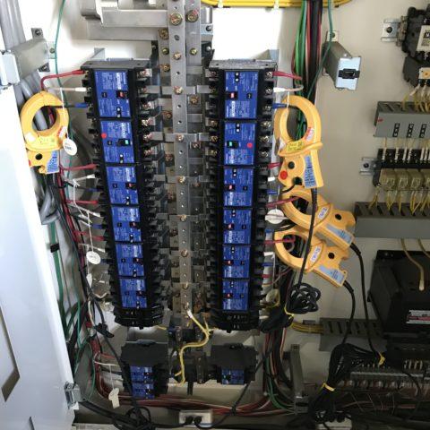 稼働状態を把握するための電流値計測